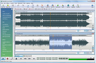 Wavepad Audio Editor screenshot